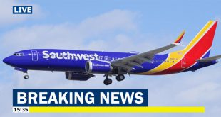 Southwest Airlines Boeing 737 Max makes emergency landing after right engine failure