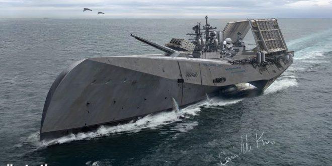 The U.S. Navy's New $1.2 billion FFG(X) Missile Frigates Might Be Revolutionary