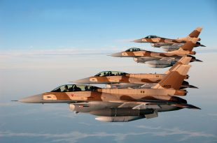 U.S. approves sale of 25 Advanced F-16 fighter jet to Morocco for $3.7 Billion
