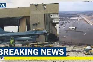 U.S.A.F Needs $5 Billion To Repair two hurricane & flood damaged Airbases