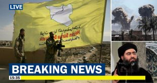 US-backed Syrian Forces announce elimination of ISIS in Syria