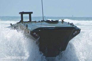 USMC release video of new advanced Amphibious Combat Vehicle