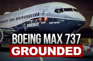 Boeing Charged With 737 Max Fraud Conspiracy and Ordered To Pay $2.5 Billion In Compensation