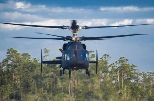 Watch First Flight of the SB-1 Defiant US military's future long-range assault helicopter