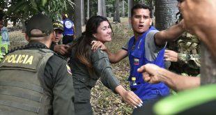 Venezuela crisis: More than 500 Venezuelan soldiers defected to Colombia