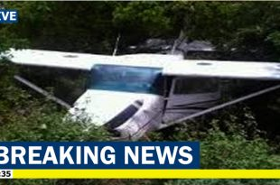 Cessna U206G Stationair 6 plane crashed in Gran Sabana, 5 Dead