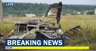 A Russian Yakovlev Yak-18 military training plane crashed at Kalinka Airfield, 2 Dead