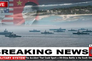 Near-Collision Between U.S. & Chinese Destroyers