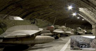 Albania Stores MiGs For Sale In a Hidden Air Base located in Mountain