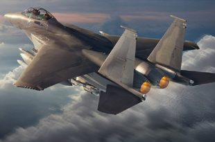 U.S. Air Force Urgently Buying General Electric F110-GE-129 Engines For New F-15EX Fighters Jets