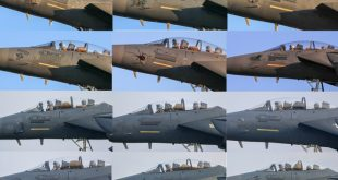F-15E Strike Eagle Fighter jets With Unique Nicknames And Nose Arts