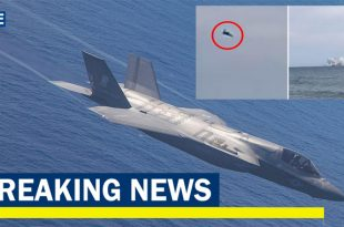 Wreckage of 'crashed' Japanese F-35 stealth fighter jet found