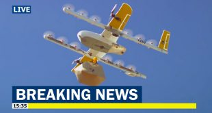 Google's to start world-first drone delivery business in Canberra