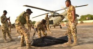 Helicopter blade reportedly kills Nigerian Air Force personnel in Borno