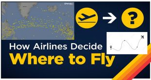 How Airlines Decide Where to Fly - considerations airlines must make when planning new routes
