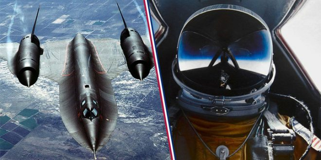 How SR-71 Blackbird Pilot wearing pressure suit pee while flying at Mach 3