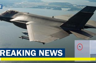Japan Air Self-Defense Force F-35A Lightning II fighter jet reportedly crashes over Pacific