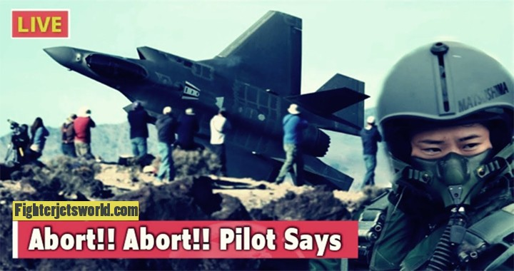 Japanese Pilot called for Mission to be abortedbut F-35A Failed To Send Distress Signal