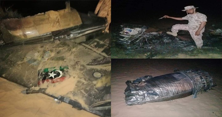 LNA forces shot down GNA Air force Dassault Mirage F1 fighter jets In Libya