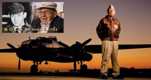 Last of WW2 'Doolittle Raiders' Dick Cole, Dies at 103