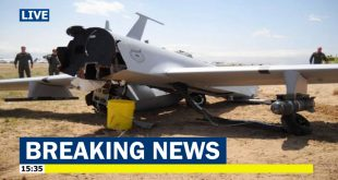 More than 400 large U.S. military drones have crashed since 2001