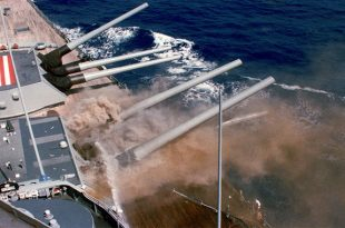 Mysterious USS Iowa explosion that killed 47 sailors 30 years ago