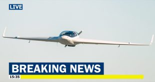New fuselage-free Horten HX-2 'flying wing' aircraft makes its global debut