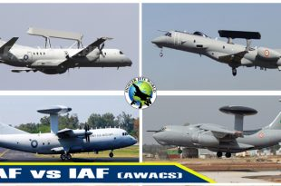PAF vs IAF AWACS Comparison: PAF AWACS fleet now Twice the Size of IAF AWACS fleet