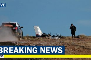Plane crashed at Santa Fe Airport While practicing touch-and-go landings, 2 Dead