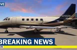 Rockwell NA-265-65 Sabreliner plane crashed in Northern Mississippi, 3 Dead