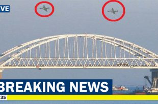 """Russia publicly threatens Ukraine with """"military conflict"""" over Kerch Strait incident"""