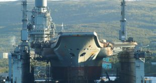 Russian Navy may scrap its only Admiral Kuznetsov aircraft carrier