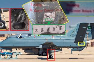 Saudi-led coalition air defense reportedly shoots down its own Chinese-made drone