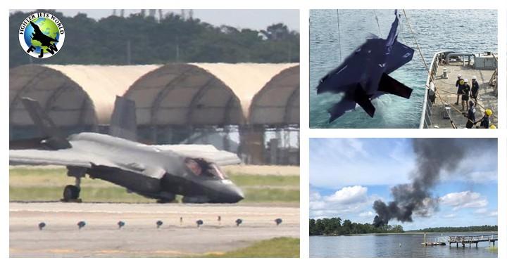 Second F-35 Crash in last 6 months raises question about $1.5 Trillion project