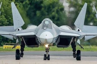 Russia Unveiled Export Version of Stealth Fighter Jet - Eyeing to export Su-57E to China & India