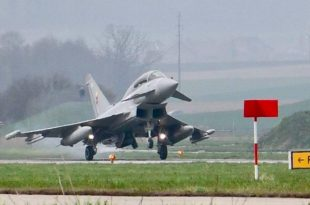 Swiss Air Force Started New Round of Fighter jets Trials to replace aging fleet