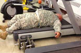 Too Fat To Serve: Retired Generals Warn That America's Youth Are Getting Too Fat To Join Military