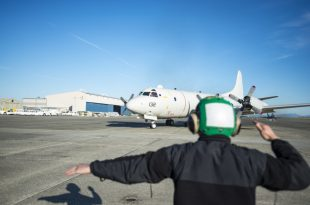 U.S. Navy Last Active Duty P-3C Orion Squadron Is On Its Final Deployment