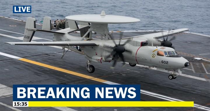U.S. Navy awards $3 billion contract to Build 24 E-2D Hawkeye early warning aircraft