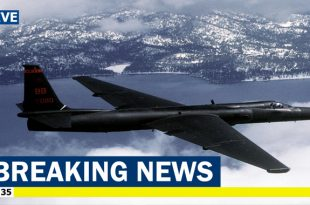 U.S. deployed U-2 spy plane for the search of F-35A Wreckage and missing Japanese pilot