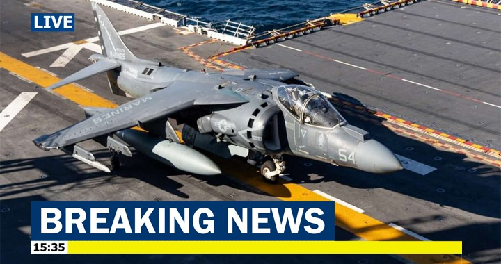 U.S. plans to extend AV-8B Harrier II service life to 2028, Boeing to upgrade Ageing Fleet