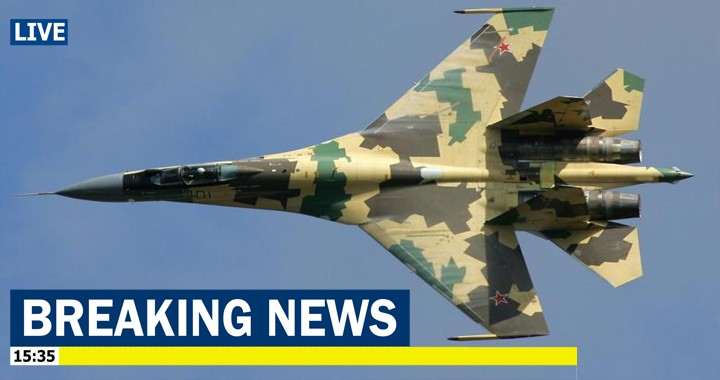 U.S. warns Egypt over Sukhoi Su-35 fighter jets deal with Russia