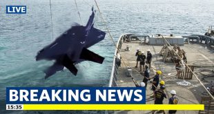 US Navy joins Japan in search of F 35A fighter jets lost in the Pacific Ocean feared Russia or China Find it First
