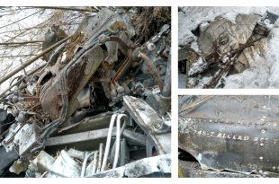 Wreckage of World War II era US Air Force aircraft found in Arunachal Pradesh, India