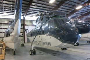 Barely Used State Department's Upgraded Sikorsky S-61T Helicopters for sale