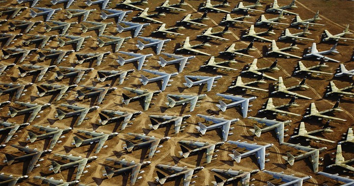309 AMARG Could be the Second Largest AIR FORCE In The World