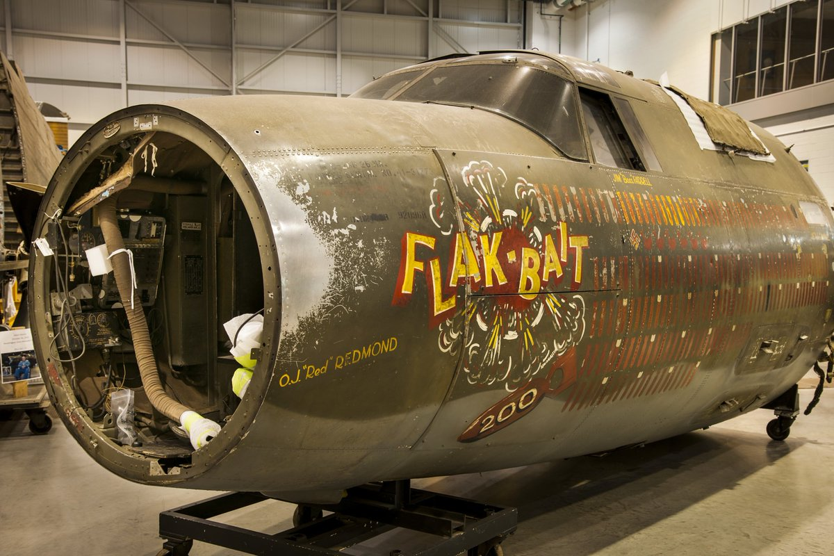 B-26 'Flak Bait,' Record-setting WWII bomber Which Flew 207 Missions, Is Finally Being Restored