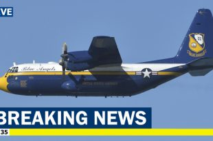 U.S. Navy Blue Angels is getting a new 'Fat Albert' C-130J Super Hercules