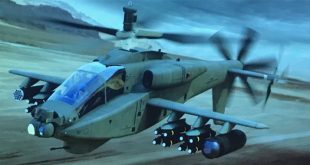 Boeing unveils new high-speed version of Apache attack helicopter