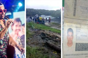 Brazilian singer Gabriel Diniz among 3 dead in a plane crash in Sergipe